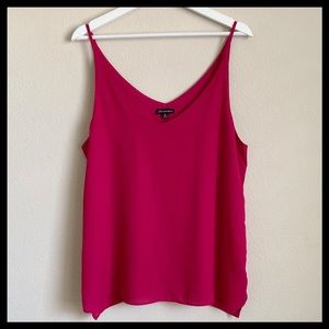 SHINESTAR | pink sleeveless camisole top Size L